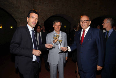 FRANCIACORTA WELCOMES EUROPE
